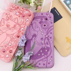 디즈니 아이폰8 7 플러스 트윙클 다이어리케이스00555