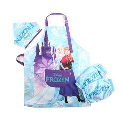 디즈니 앞치마세트-겨울왕국(소) 0185