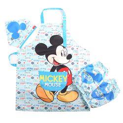 디즈니 앞치마세트-미키(대) 0116