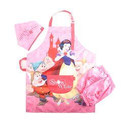 디즈니 앞치마세트-백설공주(소) 0048