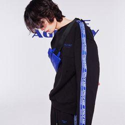미션 스페셜리스트 스웨트 셔츠 (블랙)