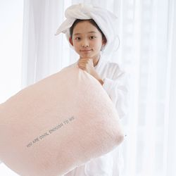 THE PILLOW COVER (PINK)