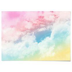 패브릭 포스터 F125 풍경 파스텔 구름 no.3 [대형]