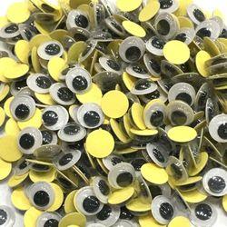 스티커접착 눈알 12mm(100입)
