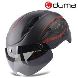 듀마 옐로우 렌즈 포함 피스타 헬멧