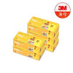 [3M]라인프렌즈 후레쉬백미니 100매 5개세트