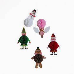 OMM design Honeycomb Parade 모빌[크리스마스]