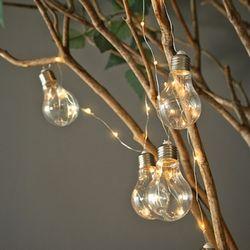 LED 8P 에디슨 전구