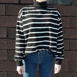 Stripe pola man to man