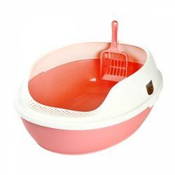 마칼 거름망 화장실(핑크)