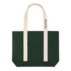 [1300K단독] Brookly bag (Deep green)