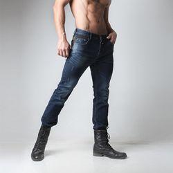 그린바나나 Skull Cross Jeans