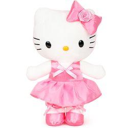 헬로키티 발레 봉제인형-핑크(33cm)