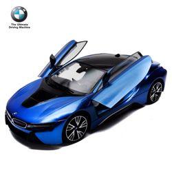 1:14 BMW I8 RC카 블루