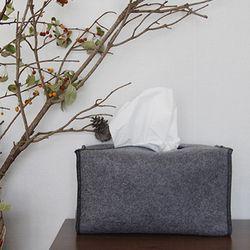 the tissuecover - black