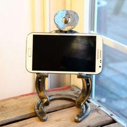오리지널 말발굽 핸드폰(스마트폰) 거치대.명함거치대