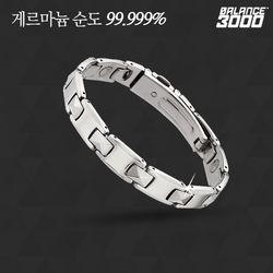 발란스3000 순도99퍼센트 하이게르마늄 팔찌목걸이Set