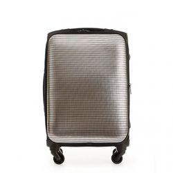 [오그램] 블링실버 소프트 여행가방 20인치