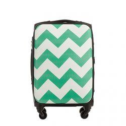 [오그램] 바바라 그린 소프트 여행가방 20형