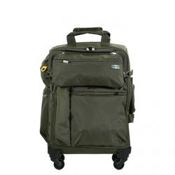 스크램블러 카키 소프트 여행가방 20형