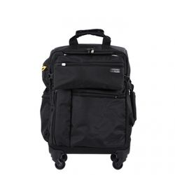 스크램블러 블랙 소프트 여행가방 20형