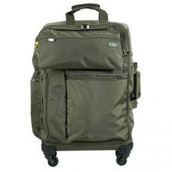 스크램블러 카키 소프트 여행가방 24형