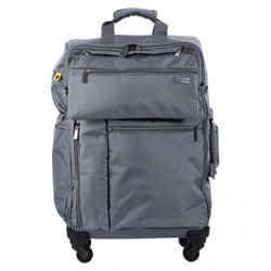 스크램블러 그레이 소프트 여행가방 24형