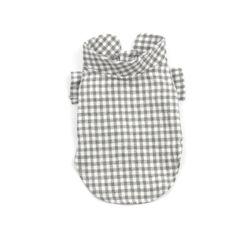 Vanilla Check Shirt Gray