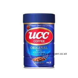 UCC 오리지널 블랜드 분쇄커피 180g-드립용