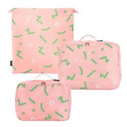 오그램 트래블백-핑크