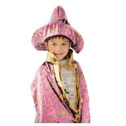 망토모자마법봉세트-핑크