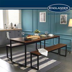 대니 멀바우 1800 카페 테이블 식탁(벤치의자2)