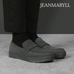 [장마릴]신발구두남성캐주얼컴포트화 JM010 그레이