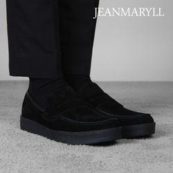 [장마릴]신발구두남성캐주얼컴포트화 JM010 블랙