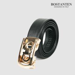 보스탄틴 소가죽 남성 명품벨트 BOSTANTEN BL4005