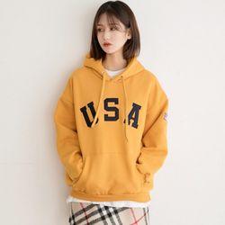 [로코식스] usa hoodie t-shirts후드티