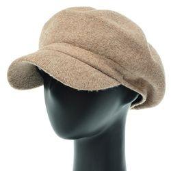 [더그레이]KN03C.울혼방 니트 여성 뉴스보이캡 빵모자