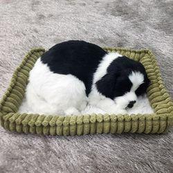 홈데코 잠자는 강아지 제습 탈취인형