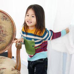 악어 라운드 유아니트 스웨터 T157
