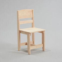 포플리 편백나무 의자