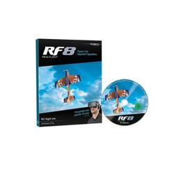 리얼플라이트8 시뮬레이터 소프트웨어 Realflight CD