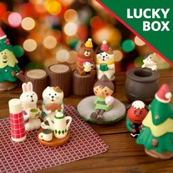 데꼴 2017 크리스마스 LUCKY BOX 한정수량
