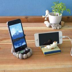 데꼴 고양이 휴대폰 거치대