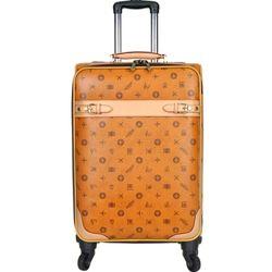 비아모노 자카드 20형 소프트 여행가방