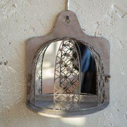 J2-10 뚜껑 벽장식 거울