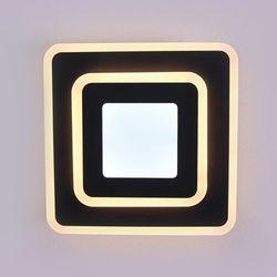 boaz 스퀘어 벽등 LED 레스토랑 카페 인테리어 조명