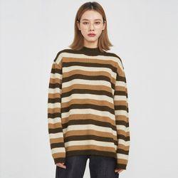 beginning stripe knit