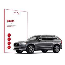 스코코 볼보 XC60 네비게이션 고투명 액정보호필름2매
