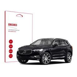 스코코 볼보 XC90 네비게이션 고투명 액정보호필름2매