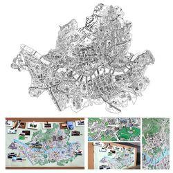 S map White